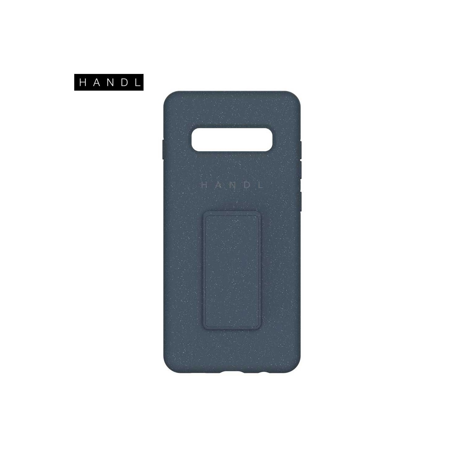 Case HANDL Soft-Touch Case For Samsung Galaxy S10+ Blue