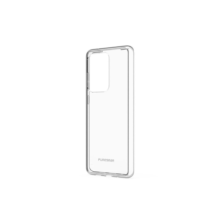 . Funda PUREGEAR Slimshell para Samsung S20 PLUS Transparente