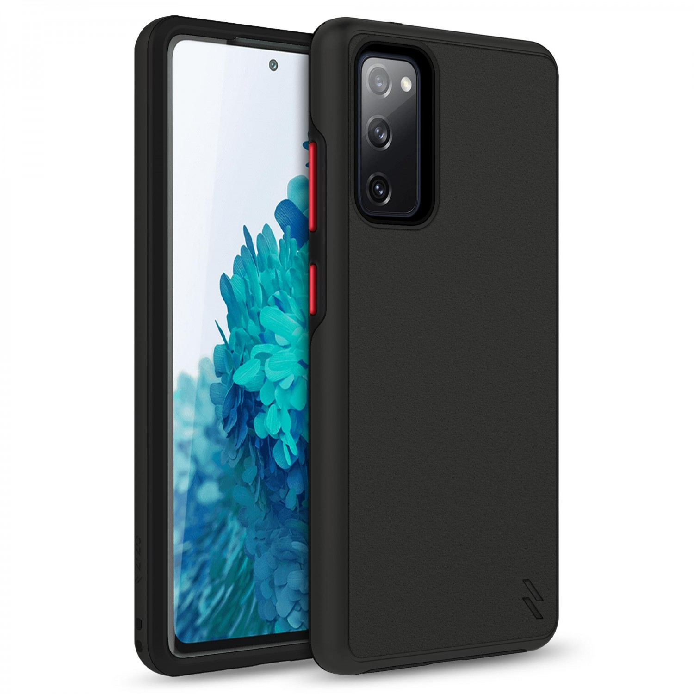 Case - Zizo® Division Case for Samsung S20FE Black