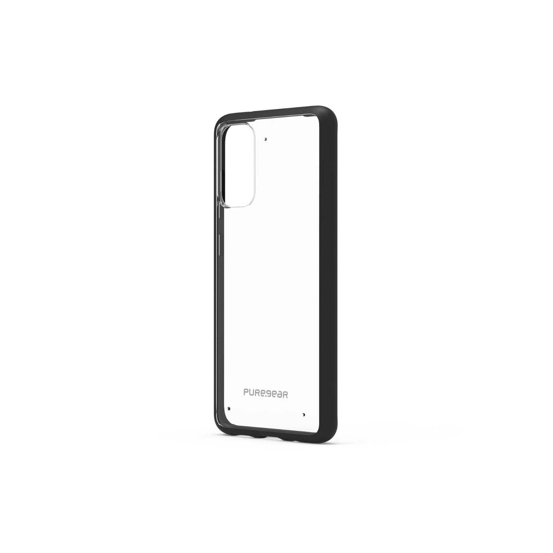 Case - Slimshell Puregear for Samsung S20 ULTRA - Clear & Black