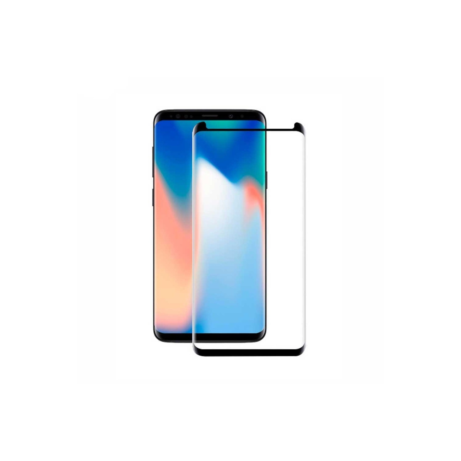 Screen Protector - AVIVO Tempered Glass for Samsung S9 PLUS