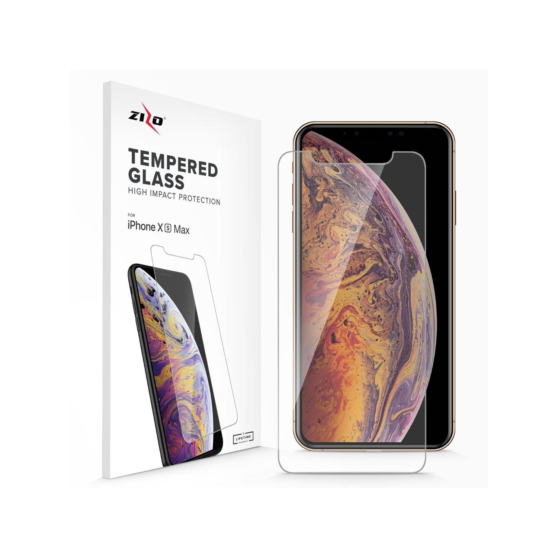 Mica Vidrio ZIZO para iPhone 11 PRO MAX e iPhone Xs MAX Protectora de pantalla