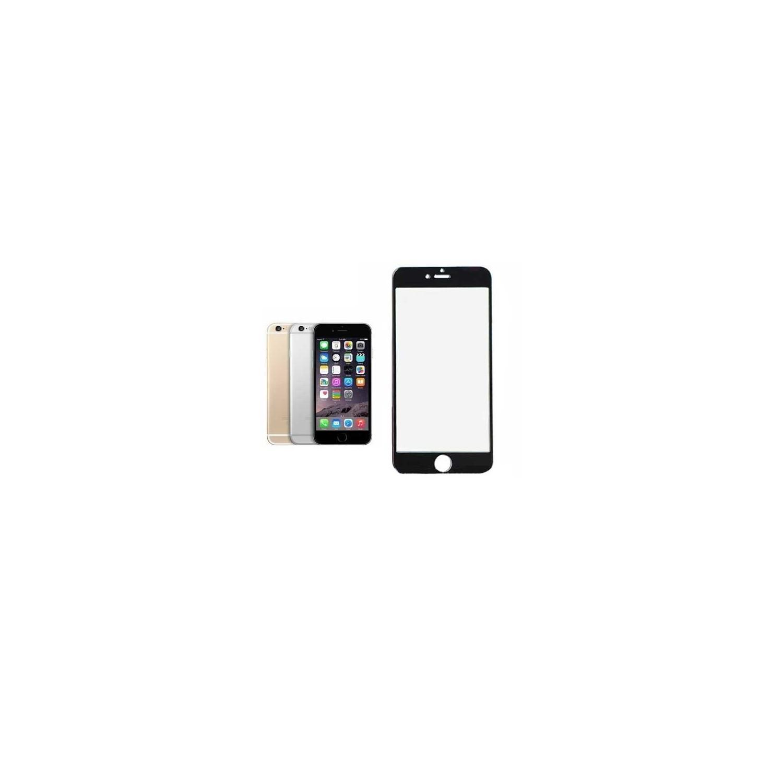 Mica Vidrio Templado Protectora de pantalla iPhone 6s/6 Plus Accendi Corona Negro