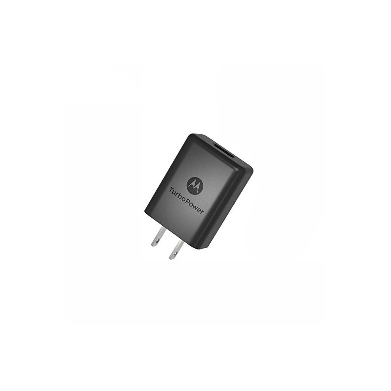 AC Charger Motorola OEM 2Amp Turbo Power 15  Black
