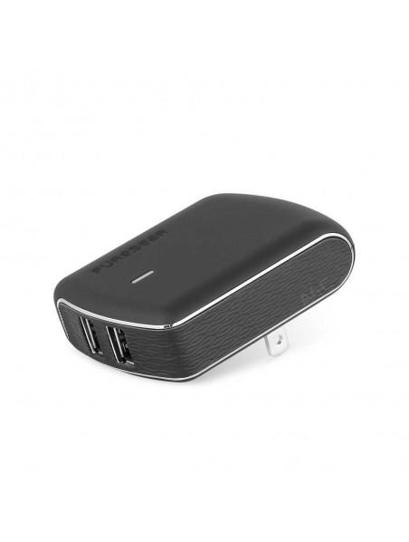 Cargador AC PUREGEAR USB Doble puerto