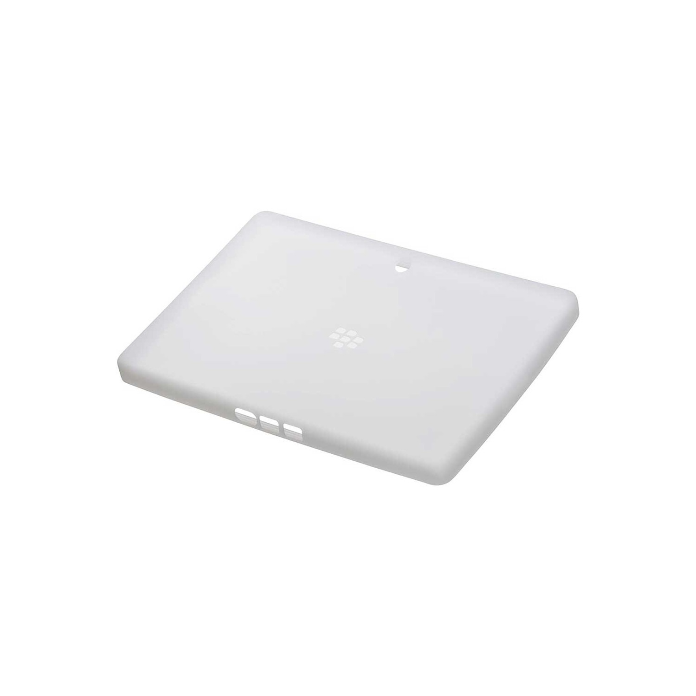 . Funda Skin Silicon Blackberry Playbook Blanco Original ACC-39313-302