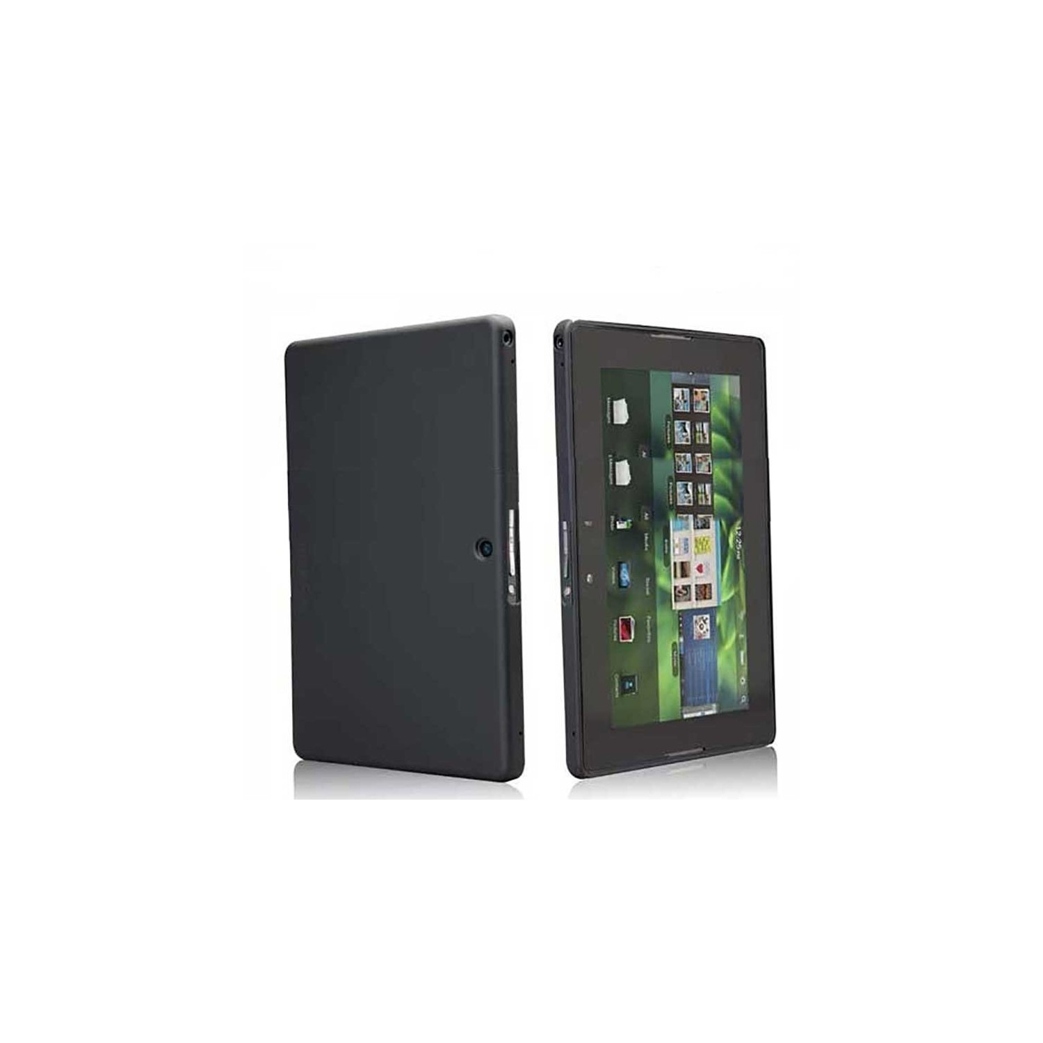 . Funda Protector CASE MATE para Blackberry PlayBook Barely There Negra