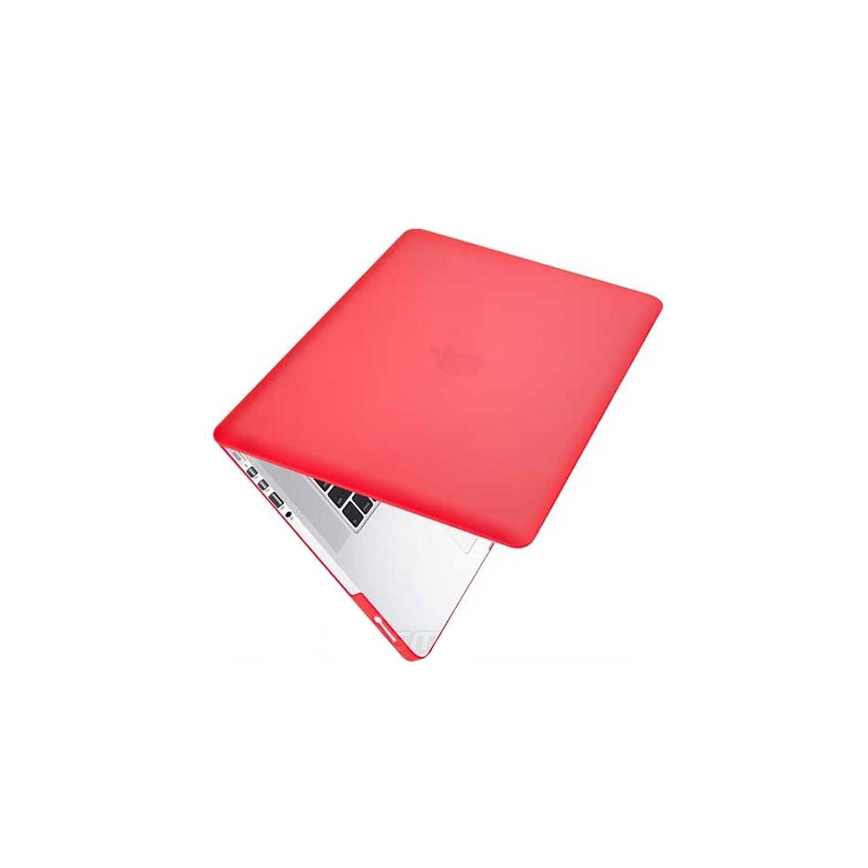 "Case - JAMMY LIZARD Rubberize Case for MacBook Pro 13"" RETINA - RED"