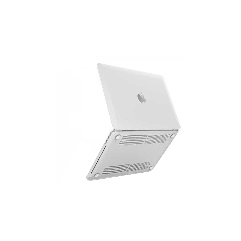 . Funda IBENZER NP MacBook PRO 15 (A1707 y A1990) Transparente Cristal
