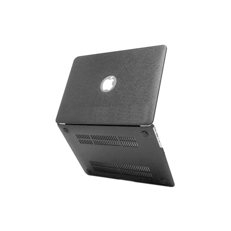 . Funda IBENZER Silk Negra para MacBook PRO 13 RETINA A1502 A1425