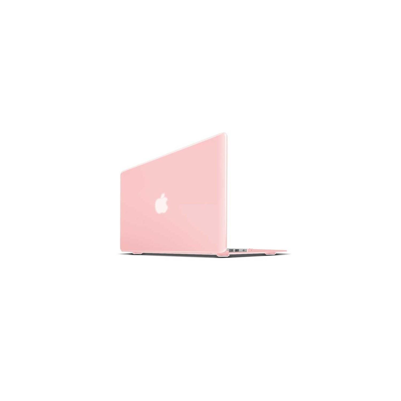 "Case - IBENZER NP Hard Case for MacBook AIR 11"" (A1465 & A1370)  Rose Quartz"