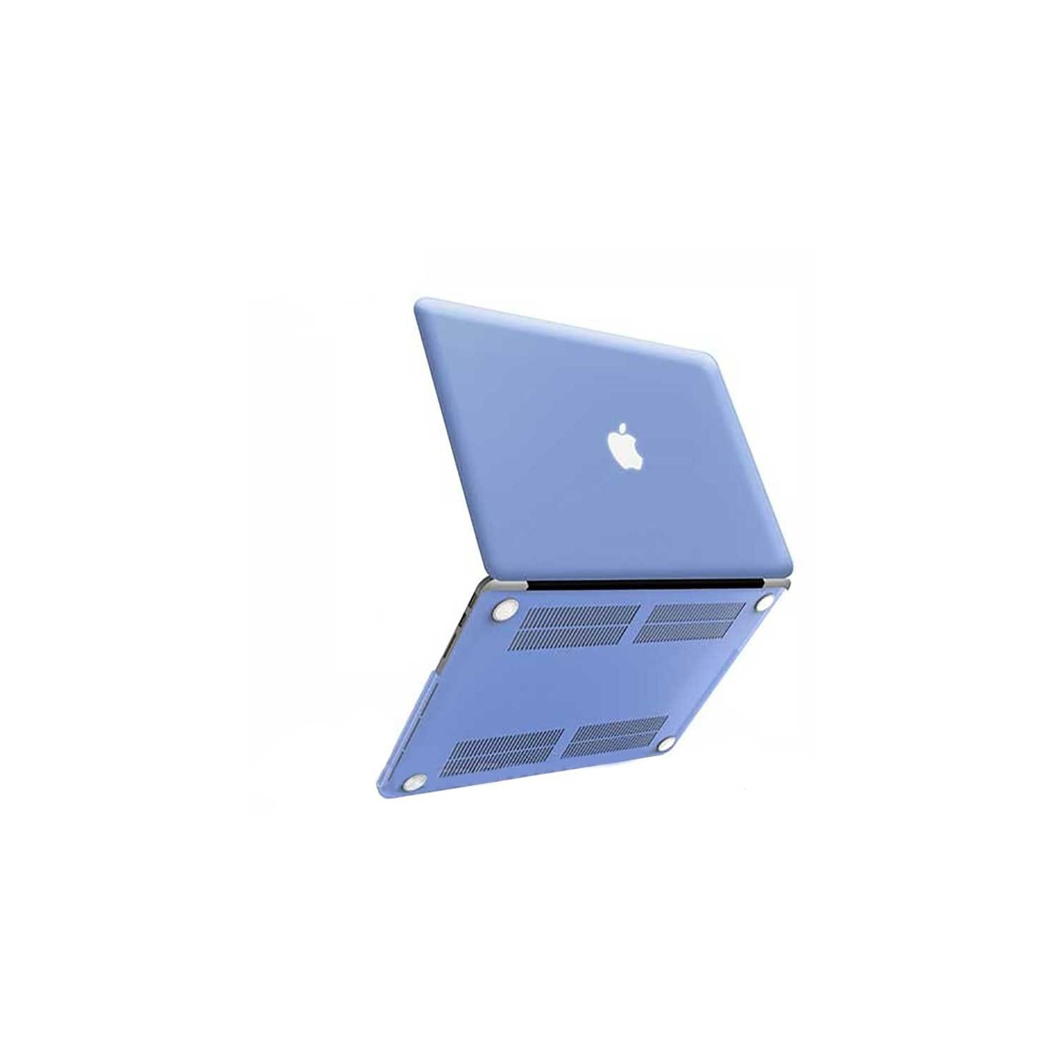 """Case - IBENZER NP Hard Case for MacBook PRO 13"""" RETINA display A1502 and A1425 BLUE Serenity"""