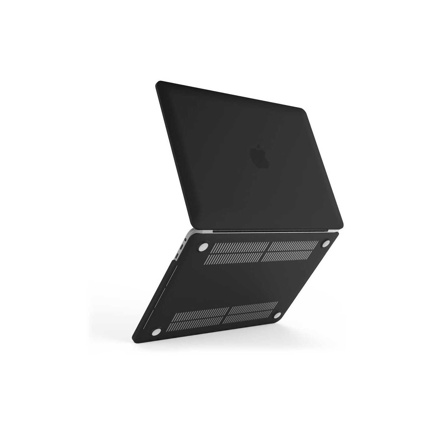 """Case - IBENZER NP Hard Case for MacBook PRO 13"""" A1706 and A1708 Black"""