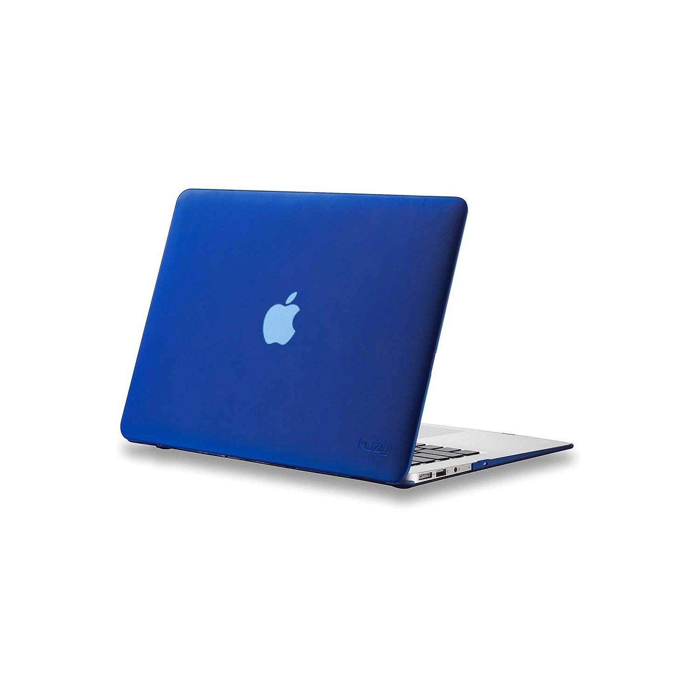 "Case - Kuzy Rubberized Hard Case for MacBook Air 11"" - BLUE"