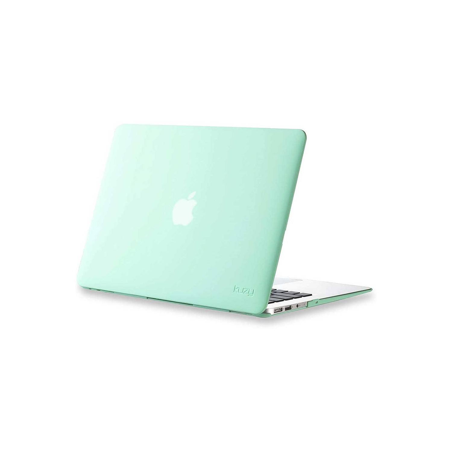 "Case - Kuzy Rubberized Hard Case for MacBook Air 13"" - MINT GREEN"
