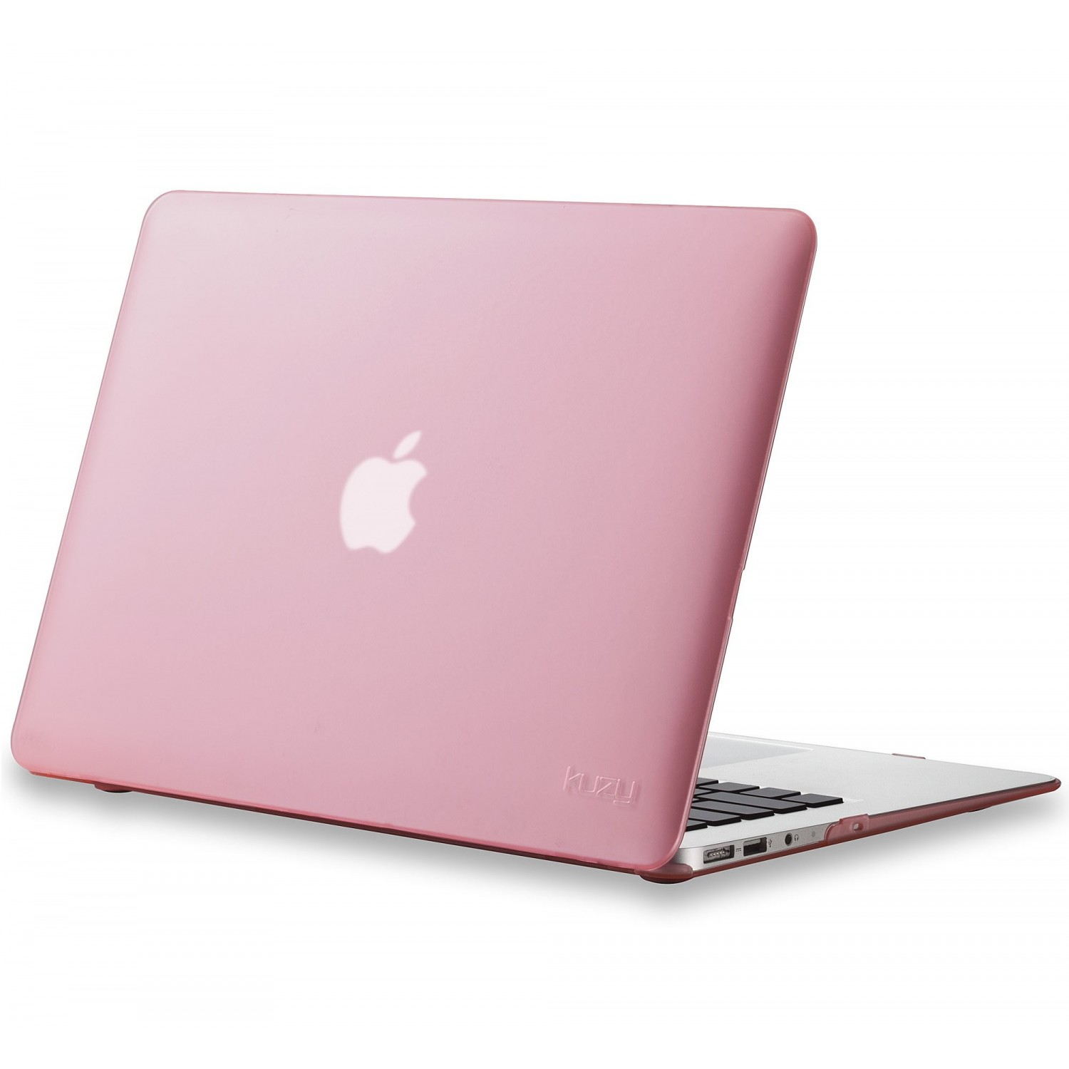 """Case - Kuzy Rubberized Hard Case for MacBook Air 11"""" - PINK"""