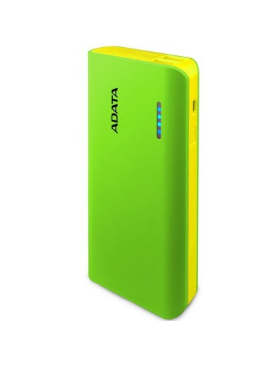 Adata Auxiliary Battery Powebank 10000mAH - Green
