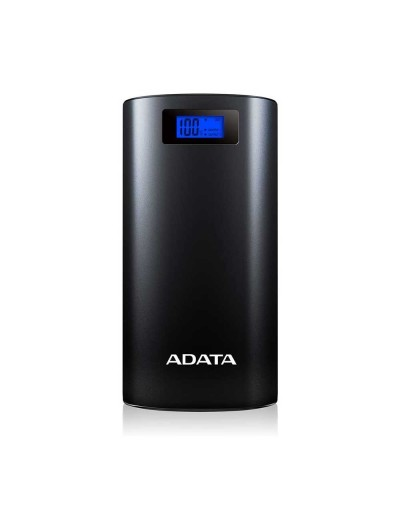 Adata Auxiliary Battery Powebank 20000mAH - Black