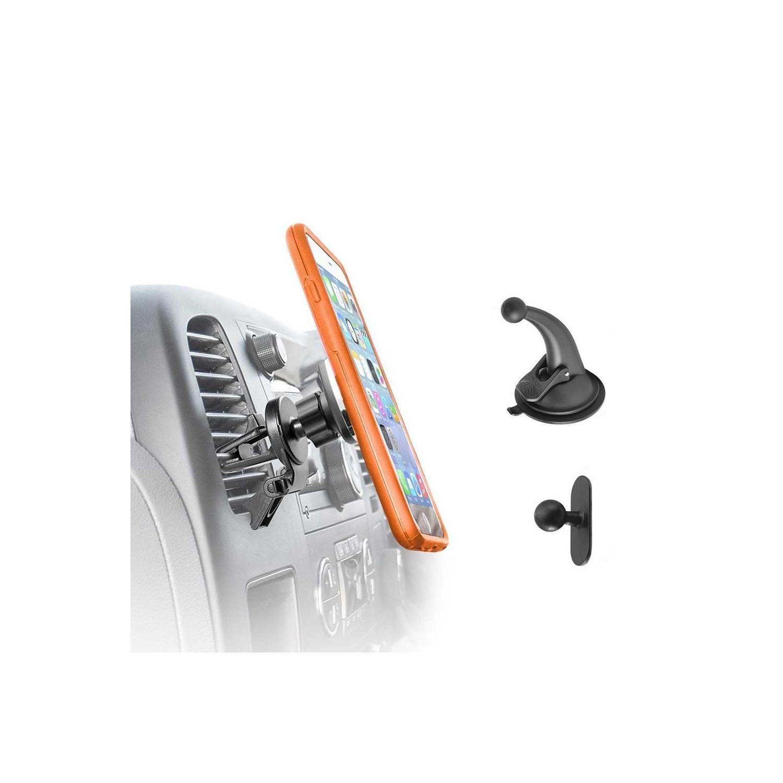 Soporte iBOLT mag Dock Universal Magnetico y ventila de Auto