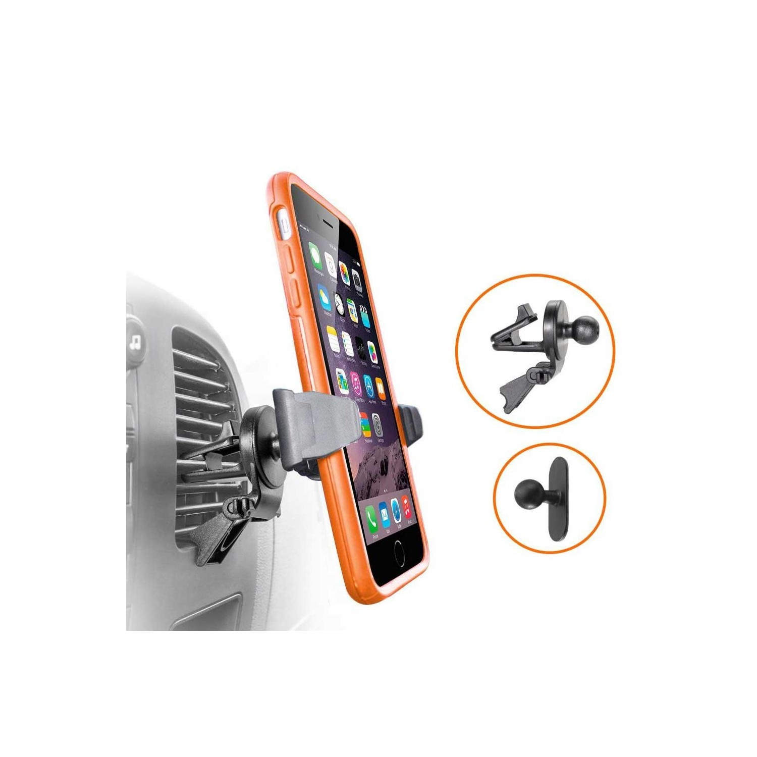 Holder iBolt miniPro Vent Kit for all Smartphones