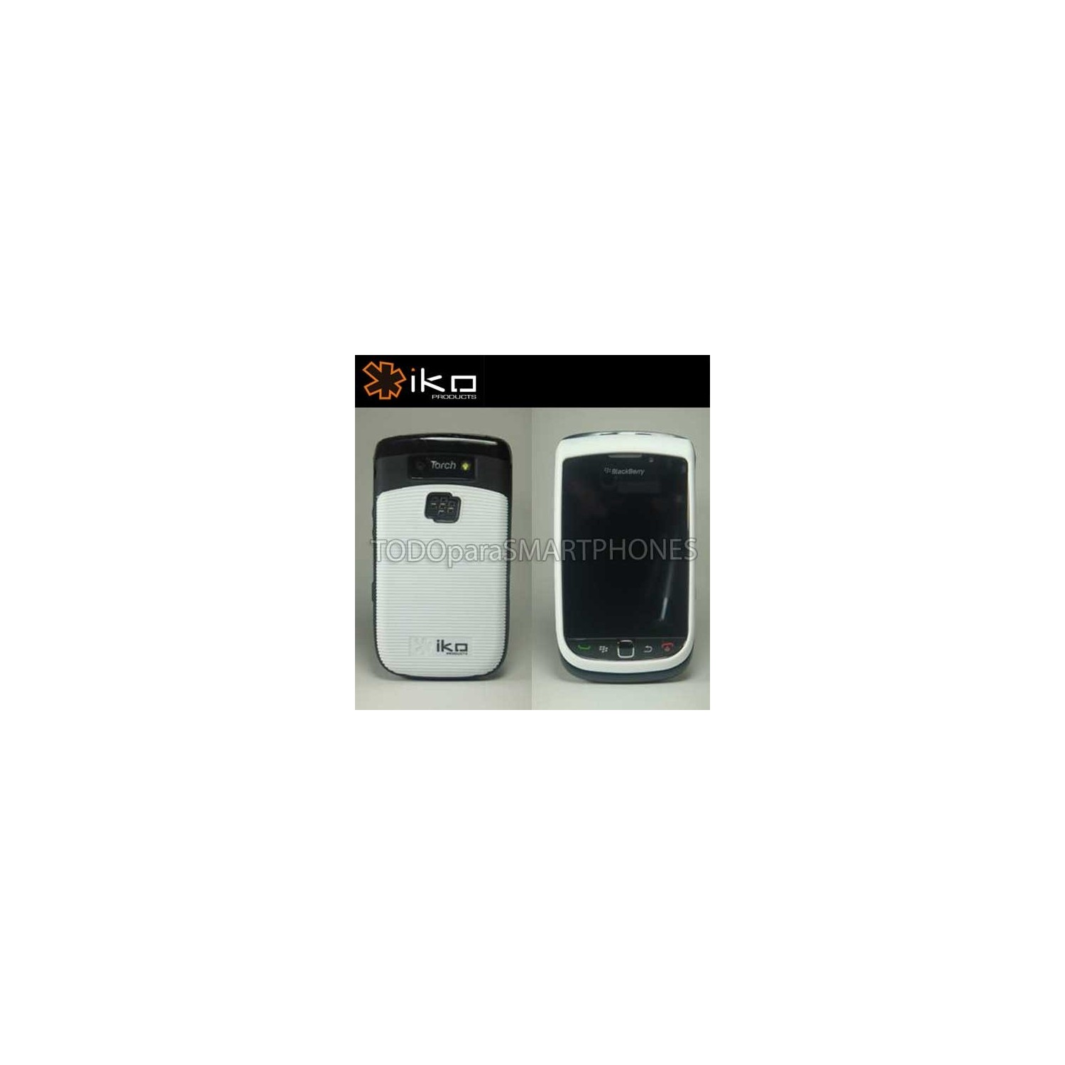 Case IKO for Blackberry 9800 9810 Torch