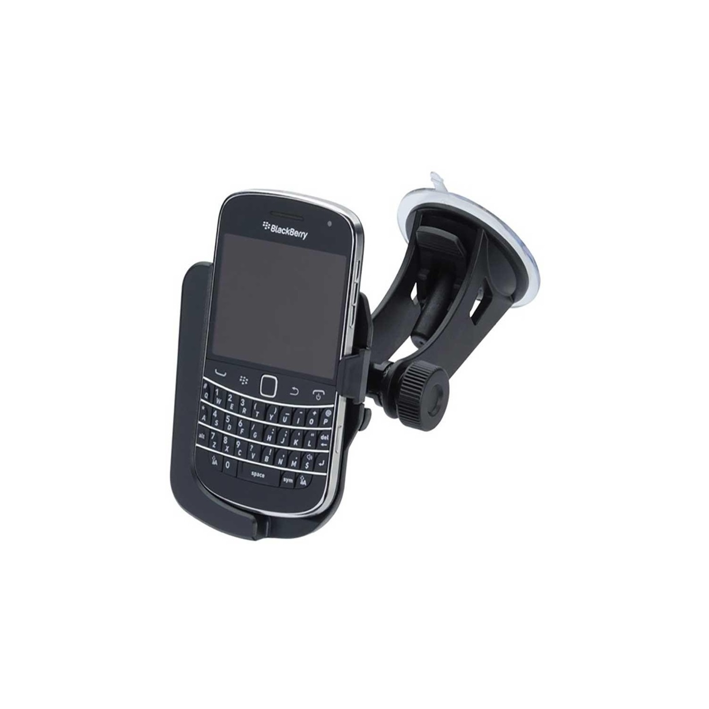 Soporte iGrip Blackberry 9900 9930 PerfektFit con cargador