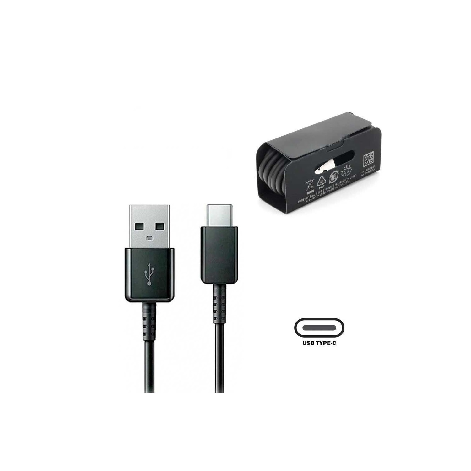 DATA CABLE - SAMSUNG Type-C Data Sync and Charge 1m