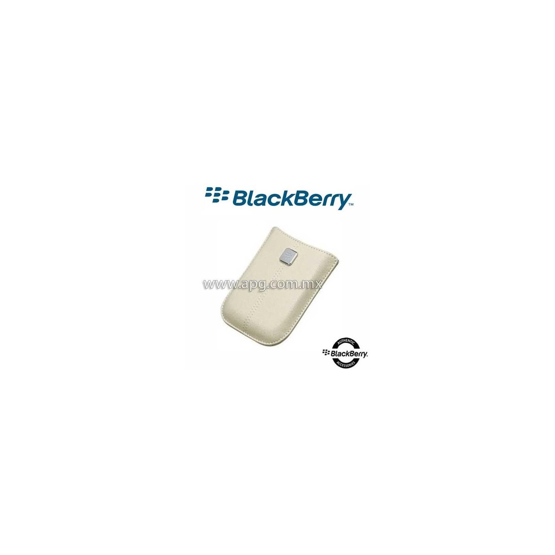Funda Pouch Original Blackberry 8900