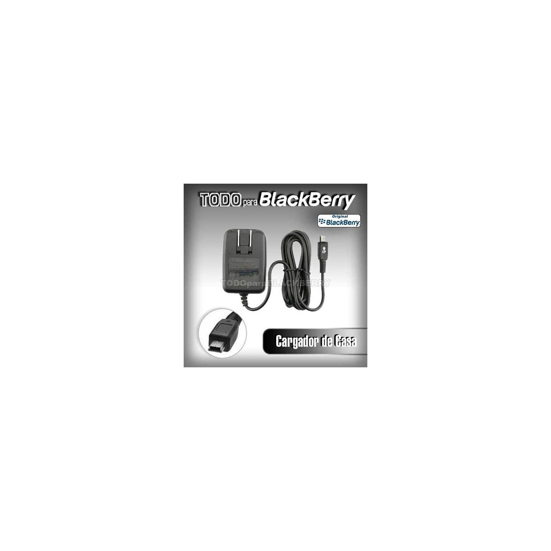 Cargador AC Blackberry Mini USB
