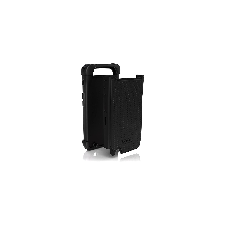 Case - Ballistic SG Atrix HD Motorola Black