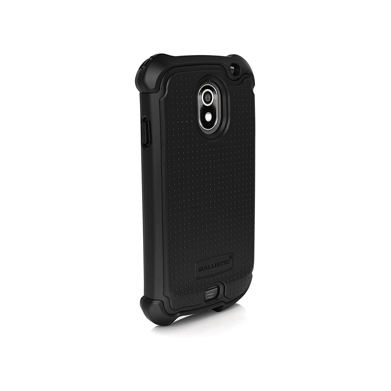 Ballistic SG protector iPhone 4 - Blanco / Negro
