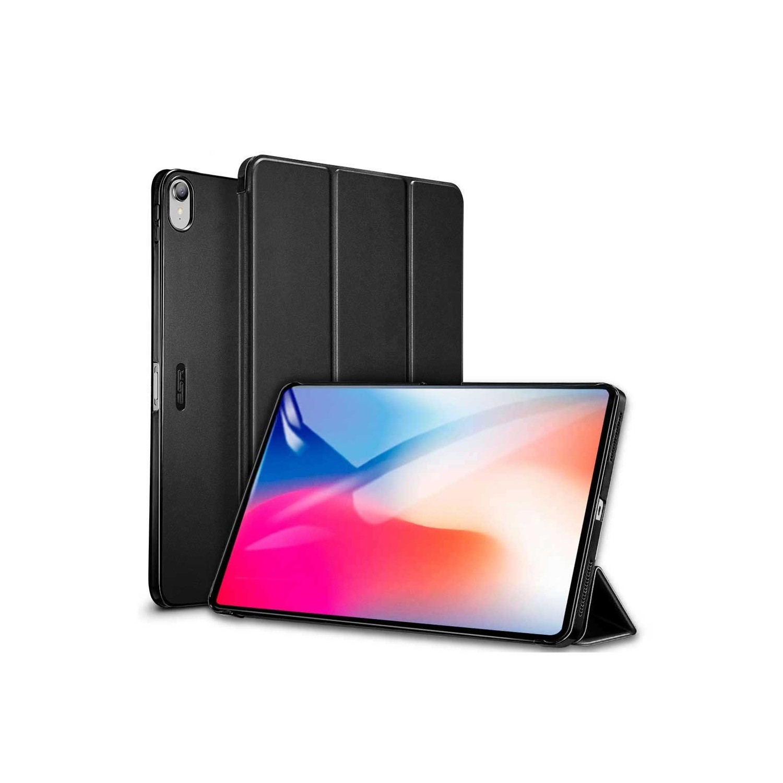 ". Funda ESR Yippee para iPad Pro 12.9"" 2018 Negra A2014 A1895 A1876 A1983"