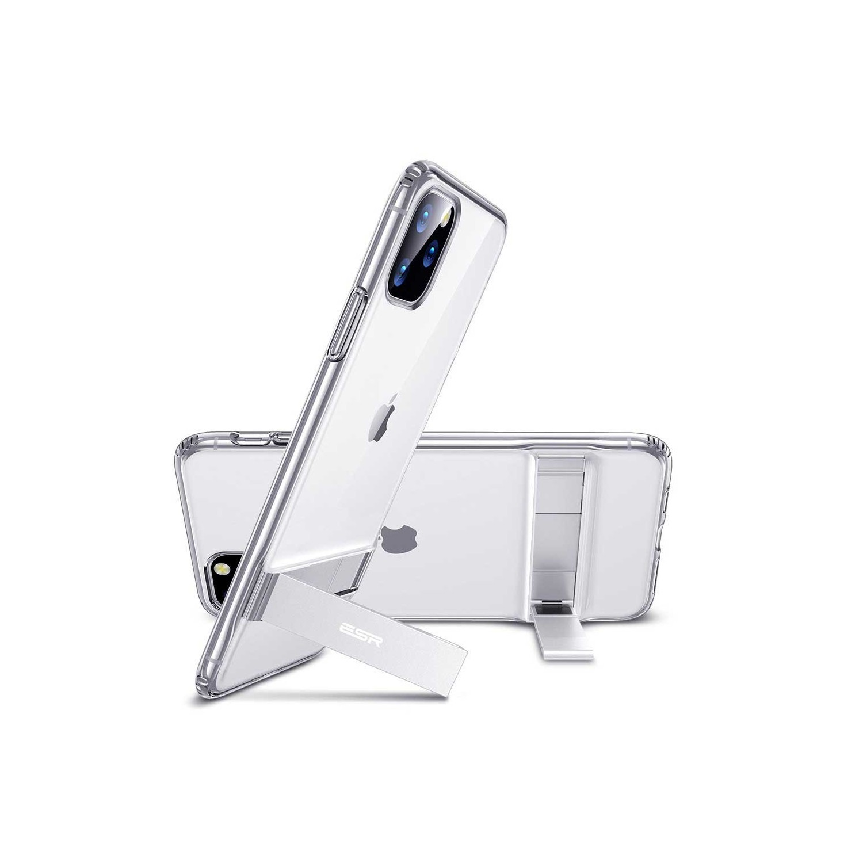 . Funda ESR Air Shield Boost para iPhone 11 PRO Transparente Kickstand