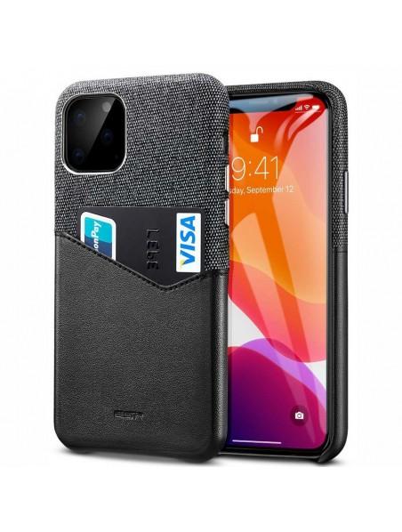 . Funda ESR Metro Wallet para iPhone 11 Negra Cartera