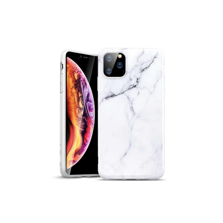 . Funda ESR Marmol para iPhone 11 PRO MAX Blanca
