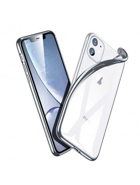 . Funda ESR Ess Crown para iPhone 11 Transparente Plata