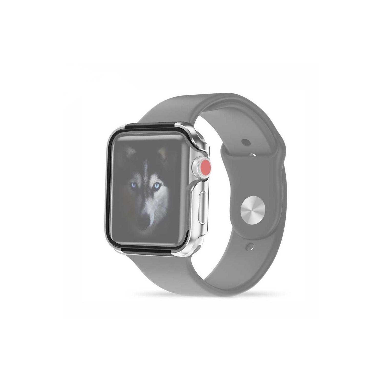 Case - ZIZO for Apple watch 38mm -  Silver Black