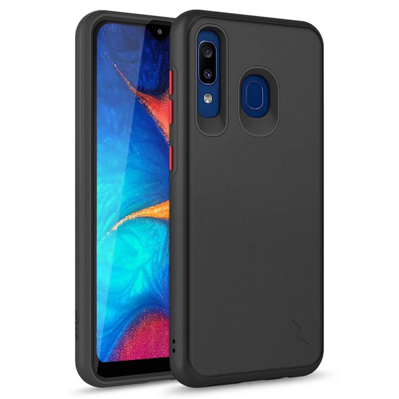 Case - Zizo® Division Case for Samsung A50 A30 A20 Black