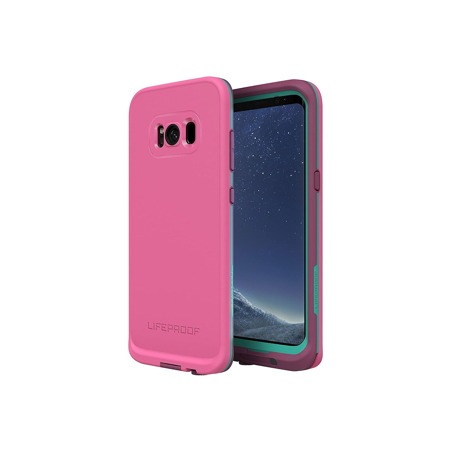Case LIFEPROOF Fre for Samsung S8 Pink