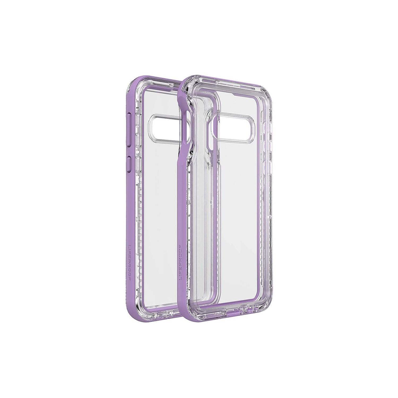 . Funda LIFEPROOF Next para Samsung S10e Tra Violeta
