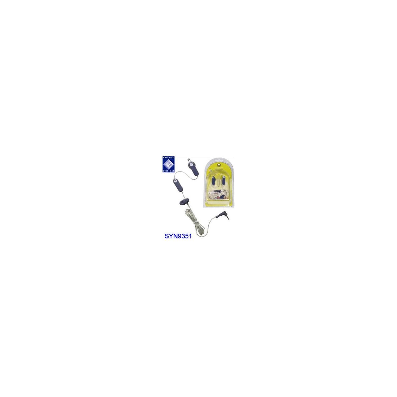 Manos libres auricular Stereo 2.5mm