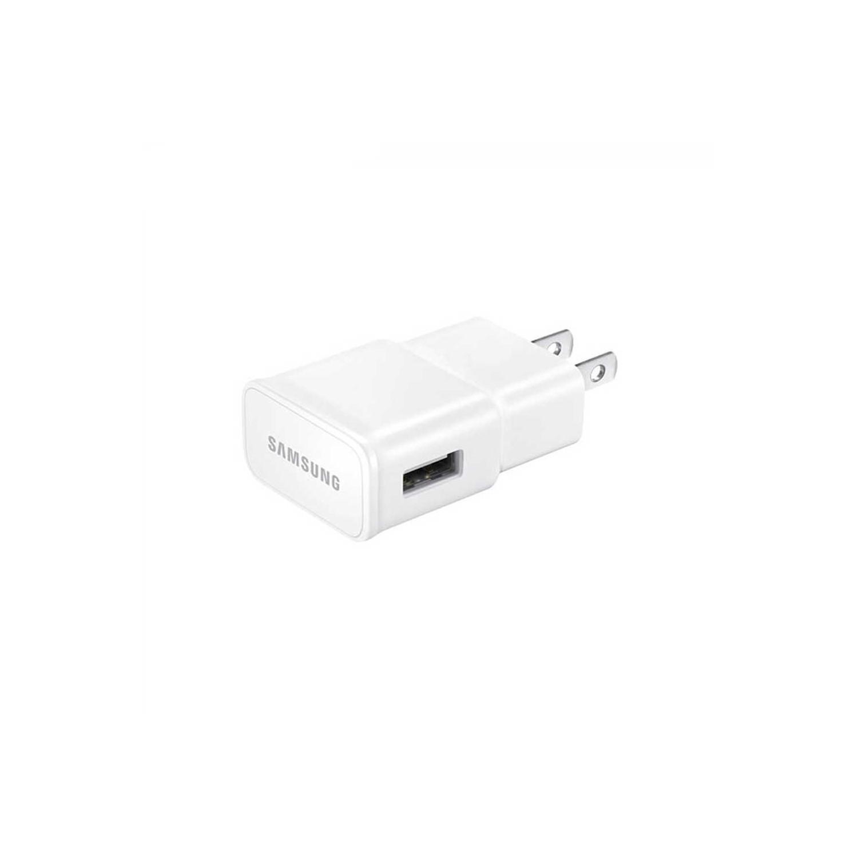Cargador AC SAMSUNG 2Amp Universal (SIN CABLE) blanco (sin empaque)