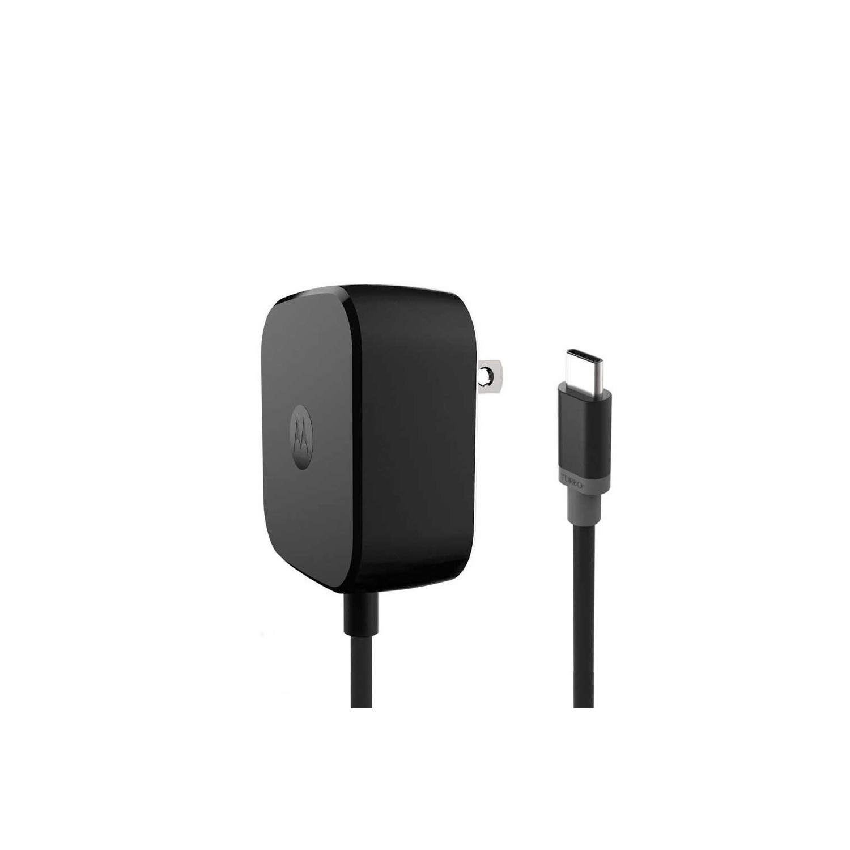 Cargador AC MOTOROLA USB-C TurboPower 15w (sin empaque)