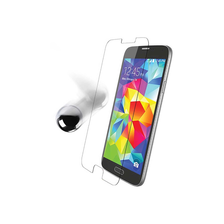 Mica Vidrio OTTERBOX Samsung S5 Alpha glass Protectora de pantalla transparente borde negro
