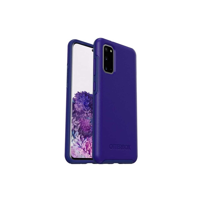 . Funda OTTERBOX Symmetry para Samsung S20 - Sapphire