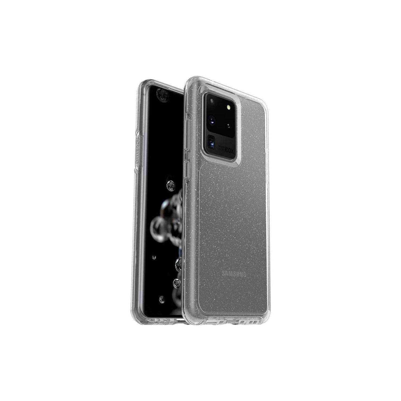 . Funda OTTERBOX Symmetry para Samsung S20 ULTRA - Brillos Transparente