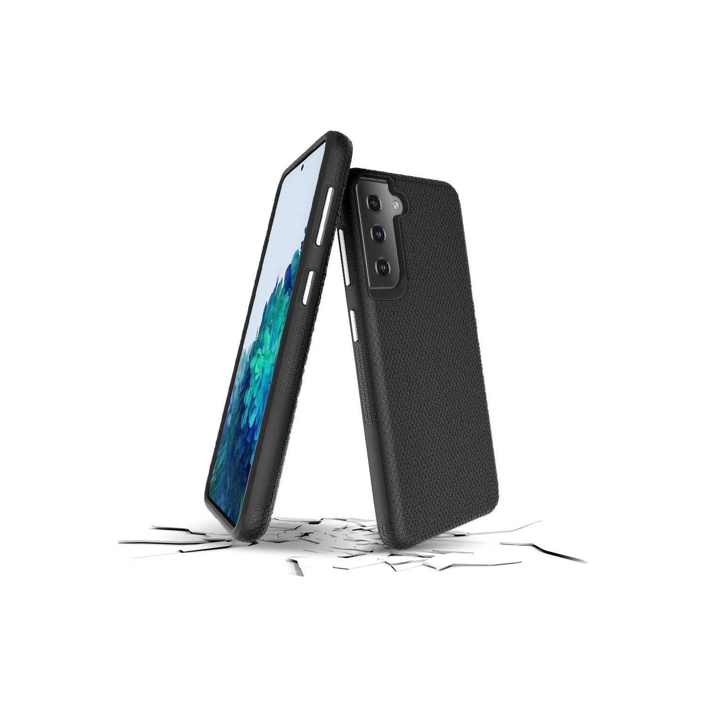 . Funda PRODIGEE Rockee para Samsung S21 PLUS Negra