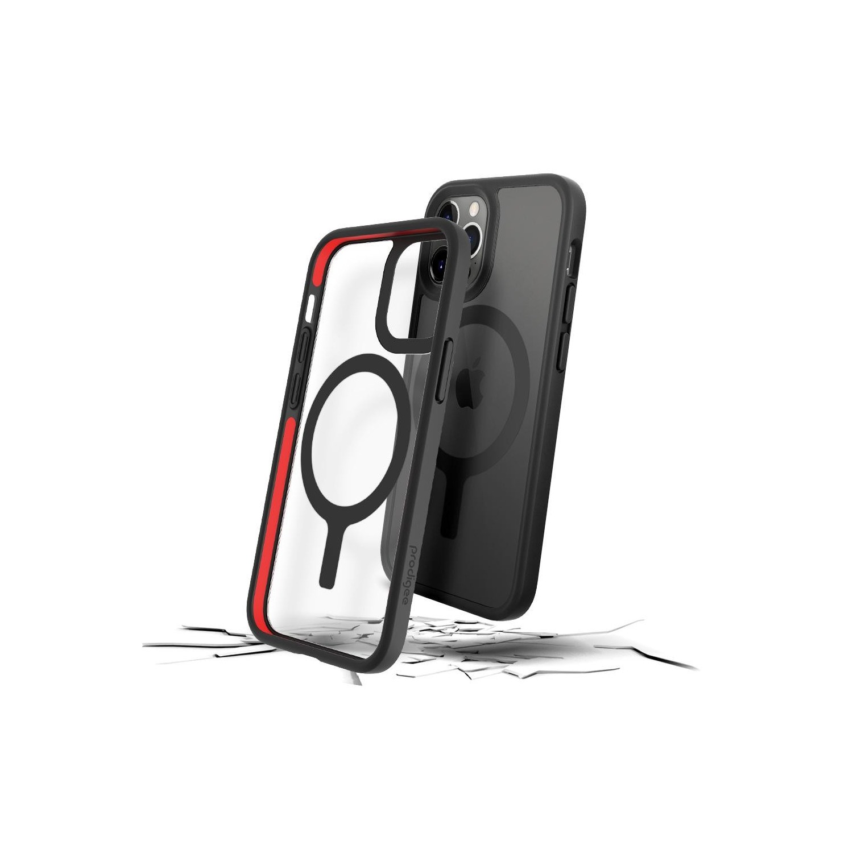 . Funda PRODIGEE Magneteek para iPhone 12 PRO MAX Negra
