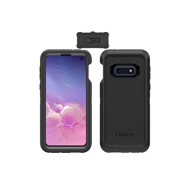 Case - OTTERBOX Defender for Samsung S10e LITE - Black