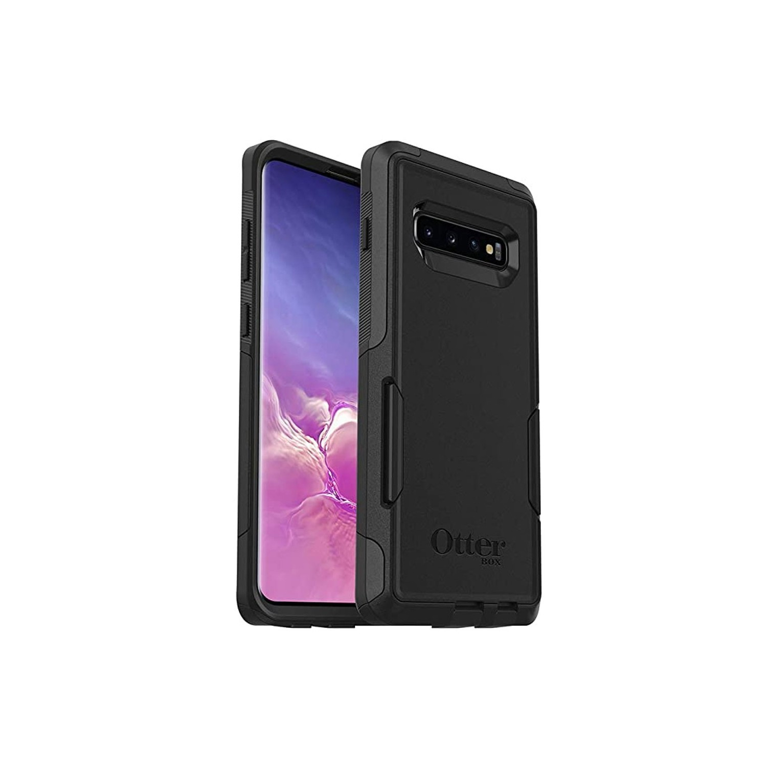 Case - OTTERBOX Commuter for Samsung S10 - Black